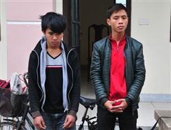 Hà Tĩnh: Bắt 2 đối tượng gây ra hàng loạt vụ trộm cáp viễn thông