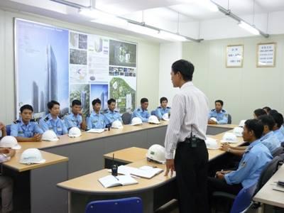 Chương trình đào tạo nghiệp vụ