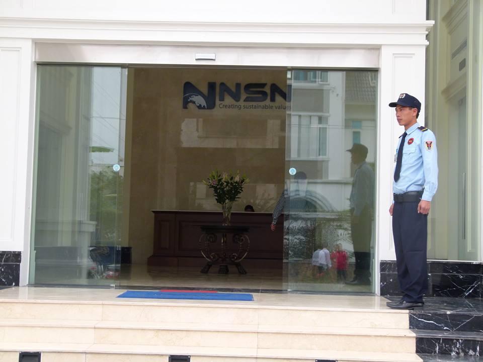 Tại Trụ sở Công ty cổ phần xây dựng và công ngiệp NSN tại Quận Long Biên.