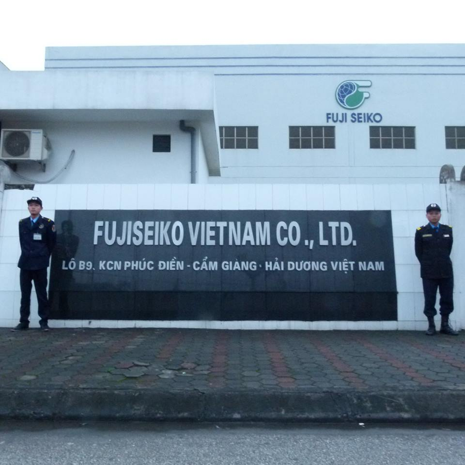 Công ty TNHH Fuji Seiko Việt Nam - Lô 9 - Khu công nghiệp Phúc Điền - Cẩm Giàng - Hải Dương